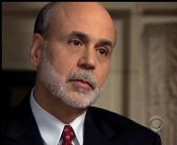 (A picture of a Ben Bernanke