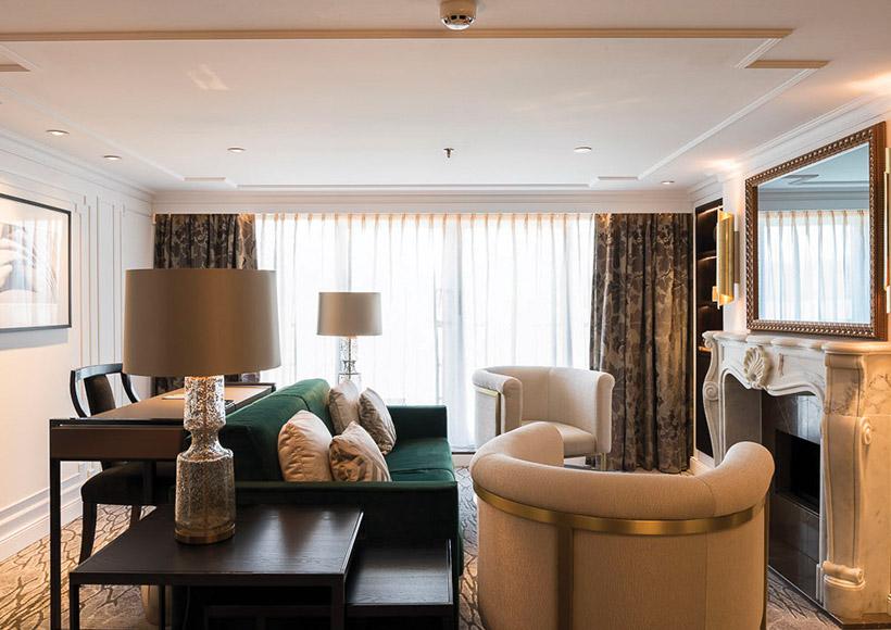 Two-Bedroom Crystal Suite (CS)