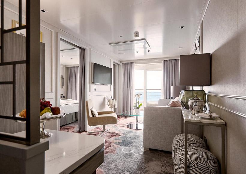 Seabreeze Penthouse Suite with Butler Service (SP)