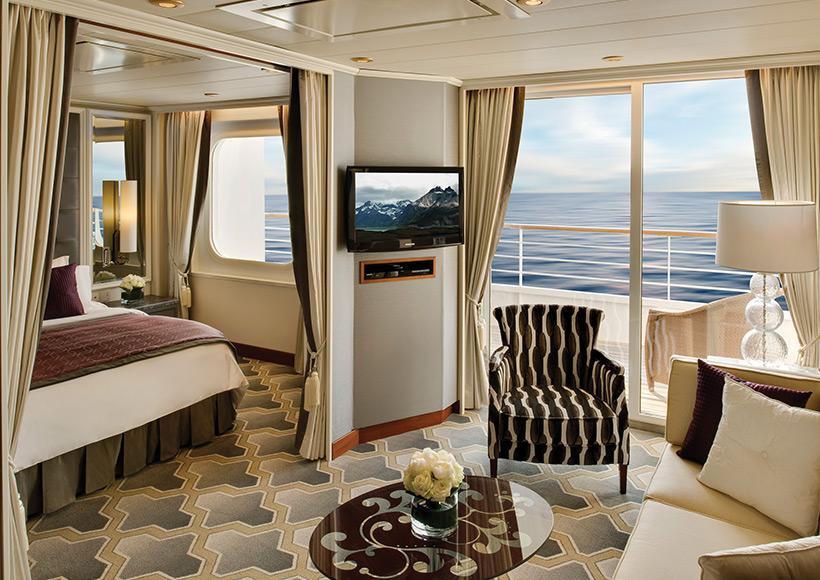 Penthouse Suite with Verandah (PS)