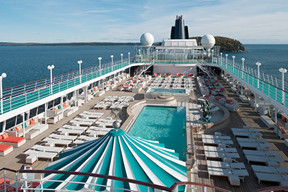 Cruise Deck Photos
