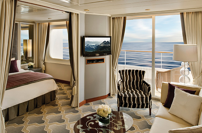 STATEROOM SERVICES & AMENITIES