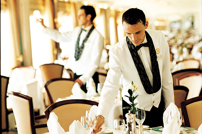 Exclusive Dinners & Receptions