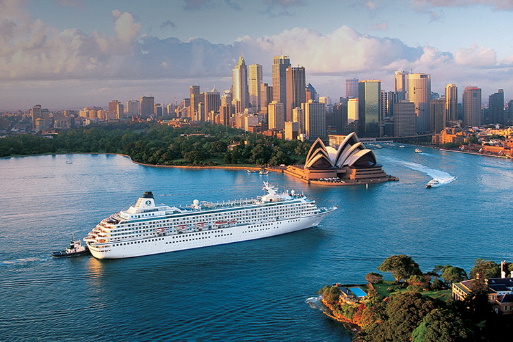 The 29th Forbes Cruise for Investors