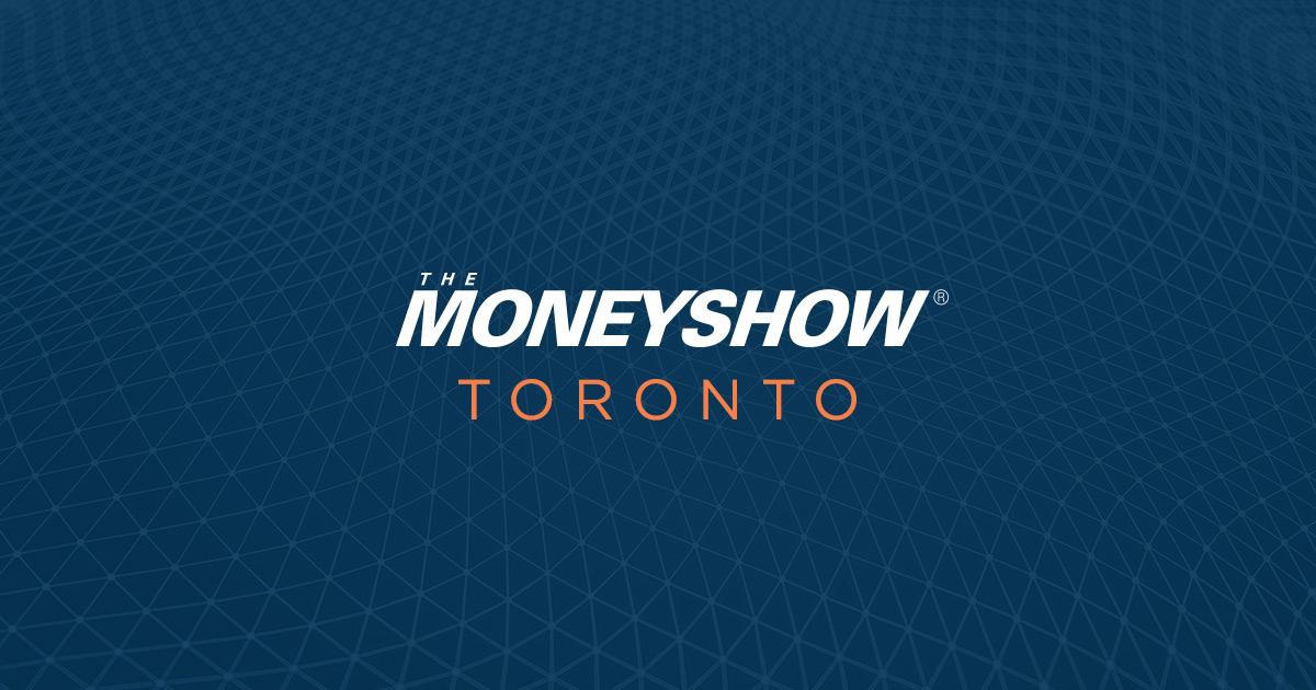 The moneyshow toronto september 14 15 2018 for Pool show toronto 2018